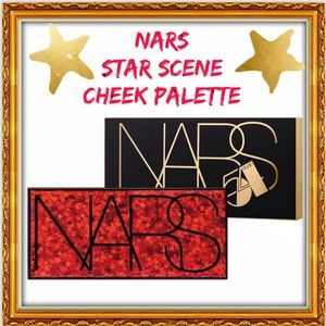 NARS 🌟STAR SCENE✨CHEEK PALETTE - HOLIDAY 2019